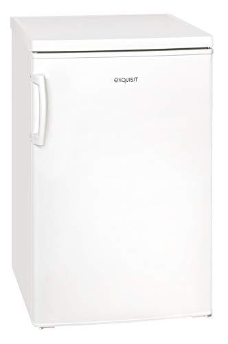Exquisit Kühlschrank KS 16-4.1 A+++  Standgerät   118 L Nutzinhalt   weiß
