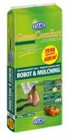 'Engrais organique gazon Viano Robot & mulching, Sac de 20 kg, 400 m²