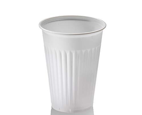 Naturesse 3000 gobelets Blanc 18 cl en CPLA 100% biodégradables