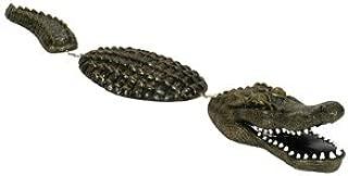 Aquascape 93000 Floating Alligator Decoy, Green