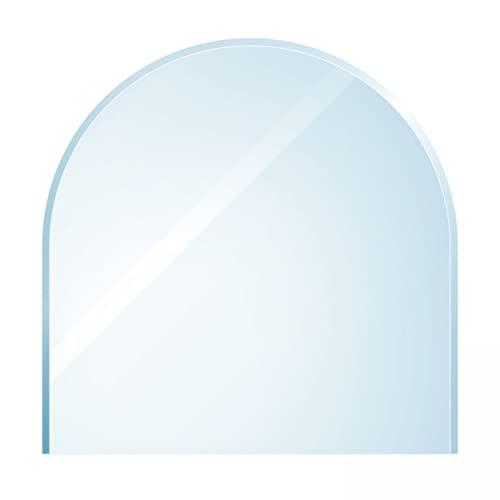 raik B40009 Raik Kamin Glasplatte Zunge inkl. Facette