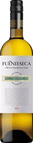 Fuenteseca Macabeo Sauvignon Blanc [organic] (caja de 6). Espana/Utiel Requena. Macabeo, Sauvignon Blanc. Vino Blanco.