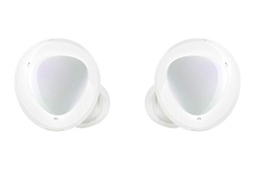 Samsung Galaxy Buds+ - Auriculares InAlámbricos (con Micrófono, Bluetooth, Ambient Sound, Tecnología AKG), 17.5 mm, Color Blanco [Versión Española]