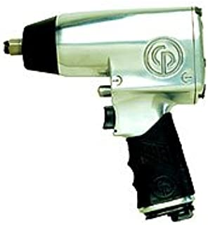 Chicago Pneumatic CP734H - T024351 Air Impact Wrench - Pistol Grip Handle, Reversible, Variable Speed, 1/2 in Drive Size, 1/4 in Inlet, 310 ft-lb Torque, 8400 rpm Max Speed