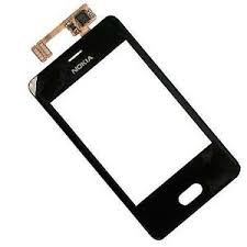 Just Mobile Touch Glass Screen Digitizer For Nokia Asha 501