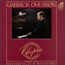 Price comparison product image Garrick Ohlsson - The Complete Chopin Piano Works Vol. 8 - Masterpieces & Miniatures