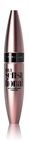 Maybelline New-York - Mascara Volume - Cil Sensational – Couleur : Very Black, 9,4 ml