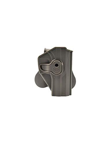 Amomax - AM-USPG2F Tactical Holster - HK USP/USP Compact FDE