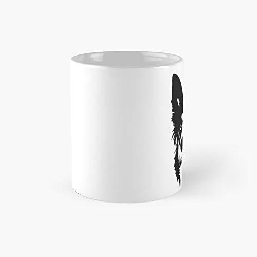 Taza clásica con diseño de perro pastor Border Collie para ti de Monofaces en 2020 | El mejor regalo divertidas tazas de café de 325 ml