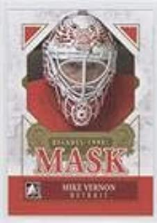 Mike Vernon (Hockey Card) 2013-14 In the Game Decades 1990s - Mask #DM-16