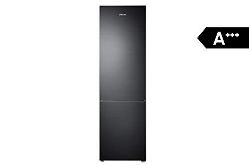 Samsung RB5000 RL37J502VB1/EG Kühl-/Gefrierkombination, 201 cm/A+++ / 353 ℓ/Premium Black Steel/Space Max/Metal Cooling