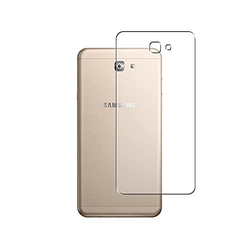 VacFun 2 Piezas Protector de pantalla Posterior, compatible con Galaxy J7 Prime 2 Samsung, Película de Trasera de TPU Skin Piel