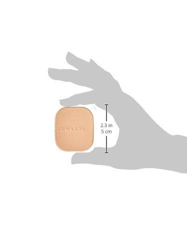 ルナソル(LUNASOL)スキンモデリングパウダーグロウオークル01SPF20/PA++ファンデーションパクト
