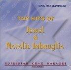Jewel & Natalie Imbruglia Greatest Hits Karaoke CD+G Superstar Sound Tracks