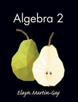 Price comparison product image Algebra 2