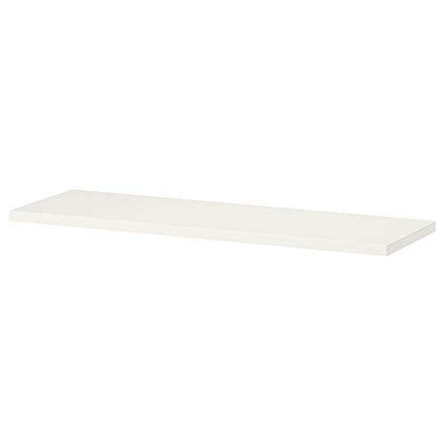 Nowa półka IKEA BurhULT, biała 59 x 20 cm