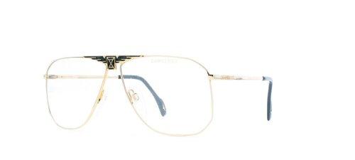 Longines 155 617 Gold Aviator Zertifiziert Vintage Brille Rahmen für Herren
