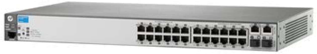 HP 2620-24 Switch - switch - 24 ports - managed - rack-mountable