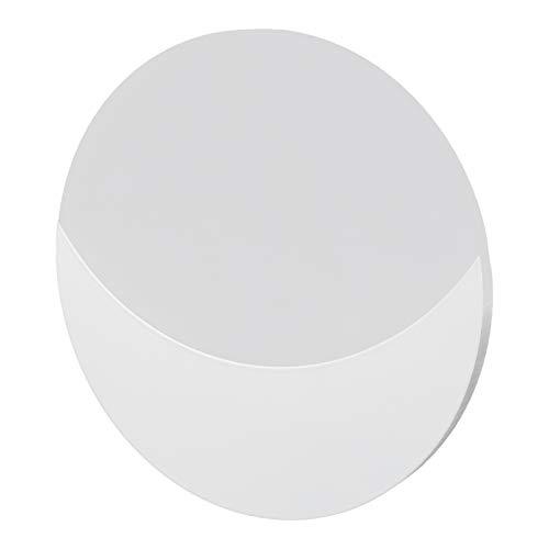 Mxzzand Lámpara Decorativa AC85-265V de luz de Pasillo de 6W para Dormitorio, Sala de Estar para iluminación Interior