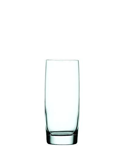 Spiegelau & Nachtmann, 4-teiliges Longdrink-Set, Kristallglas, 413 ml, Vivendi, 0092041-0