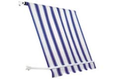 Awning without box Dimensions: W150xH260 cm - Short Fabrics 100% Acrylic - 2 years warranty (on all components)