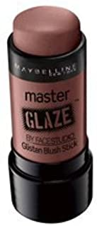 Maybelline Master Glaze by Face Studio Glisten Blush Stick, 60 Plums Up
