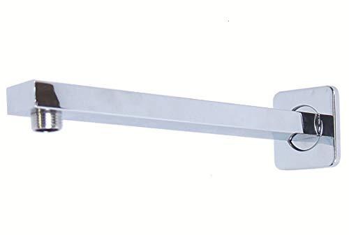 Soytich - Braccio di alimentazione con 30 cm di lunghezza per la doccia, braccio doccia (M1, lunghezza 30 cm)