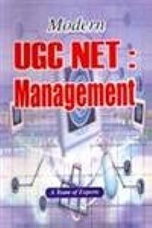 Modern UGC NET: Management