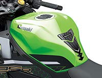 Kawasaki 2021年 Ninja ZX-25R タンクパッド 999941217 5137