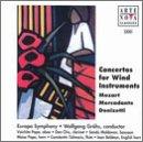 Schubert:Concertos for Wind