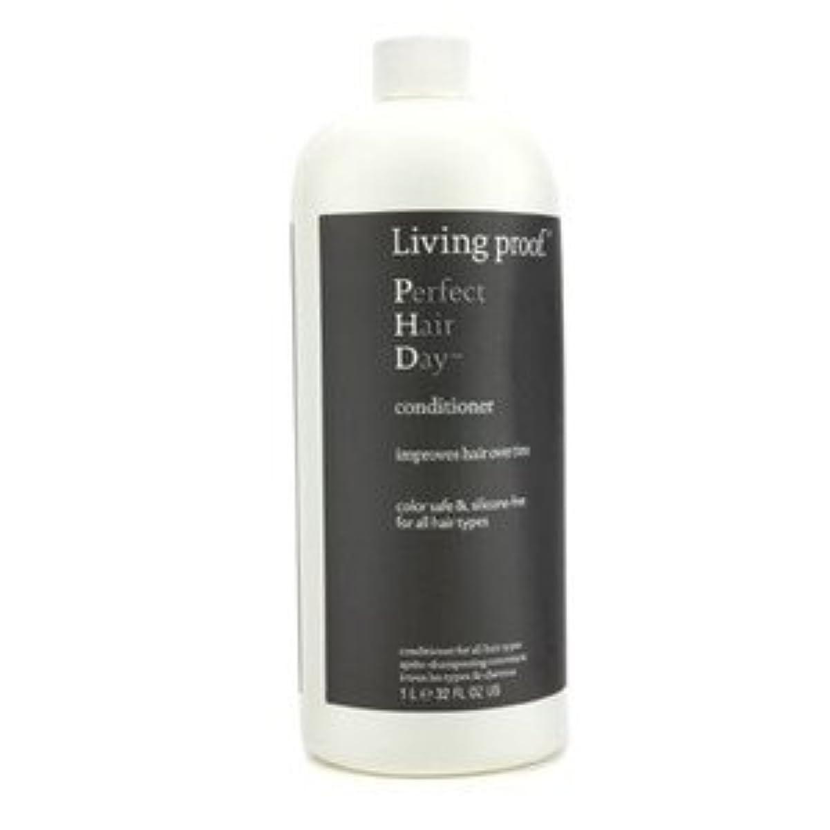 発揮する発揮するジーンズLiving Proof パーフェクト ヘア デイ コンディショナー(For All Hair Types) 1000ml/32oz [並行輸入品]