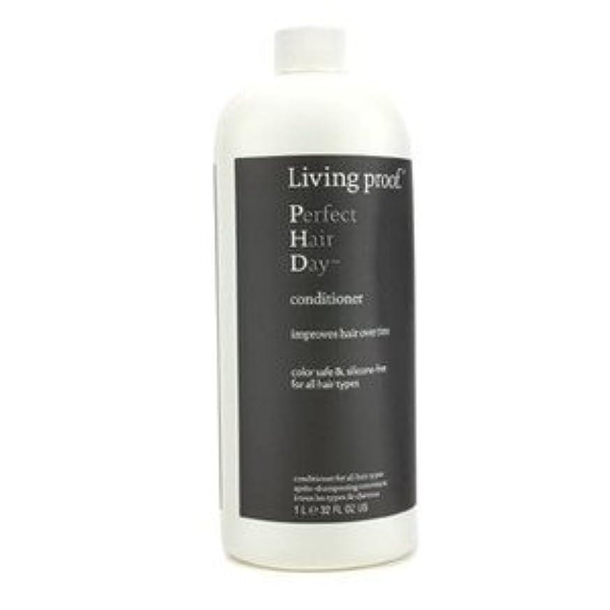 同時行方不明穀物Living Proof パーフェクト ヘア デイ コンディショナー(For All Hair Types) 1000ml/32oz [並行輸入品]