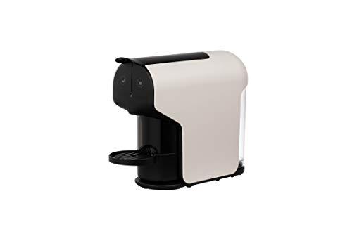 Delta Q – Kaffeekapselmaschine Quick – Weiß