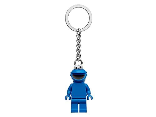 LEGO Llavero de monstruo de la galleta de la calle Sésamo 854146