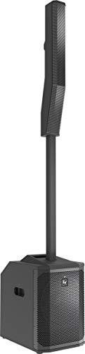Electro-Voice Evolve 50M Portable Linear Column Array PA System, Black (EVOLVE50MBK)