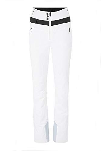 Bogner Fire + Ice Ladies Borja2 Weiß, Damen Hose, Größe 44 - Farbe Offwhite