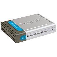 D-Link DSL-380T/DE ADSL2 und Ethernet Modem AnnexB