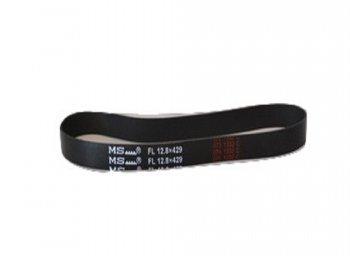 Eureka Type W Upright Bagless 12.8X429 Belt 1 Only Part # 67037,86389 (1 Belt)