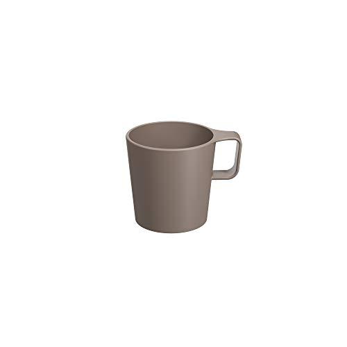 Caneca Empilhável, 125 ml, Warm Gray, Coza