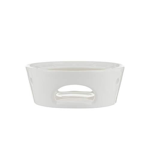 Jameson & Tailor Mehrzweck-Teekanne Stövchen für runde Kannen - Teelicht-Warmhalter hält Ihren Tee länger warm. 15,5 cm Durchmesser.