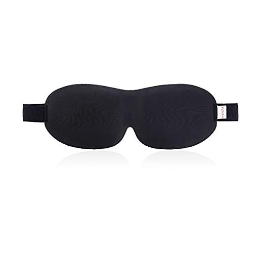 Augenmaske: Schattierung Zur Linderung Von Augenermüdung, Atmungsaktiv Und Beruhigend, Augenschutz Schlafaugenmaske.