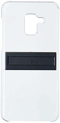 Capa Protetora, Samsung, Galaxy A8, Capa com Proteção Completa (Carcaça+Tela), Transparente