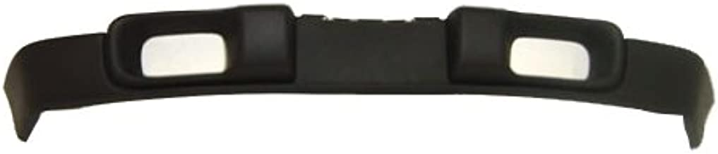 OE Replacement Chevrolet S10 Front Bumper Deflector (Partslink Number GM1092164)