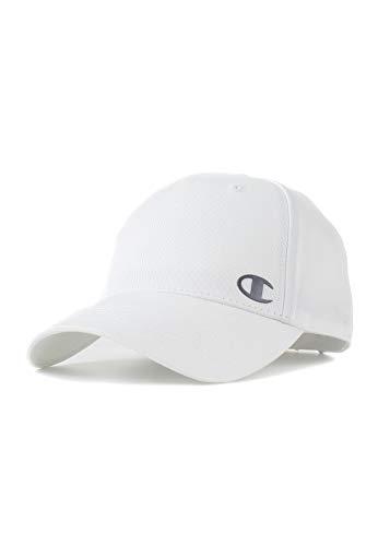 Champion Cap 804473 S19 WW001 WHT Weiss, Size:ONE Size