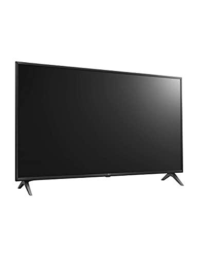 LG 49UN71006LB, 4K/UHD, LED, Smart TV, 123 cm [49 Zoll] mit AI ThinQ, HDR 10 Pro und HLG Pro - Schwarz