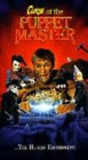 Curse of the Puppet Master: The Human Experiment [VHS]