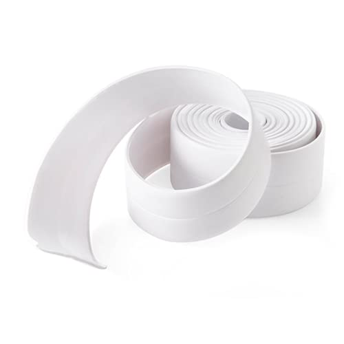 Nastro adesivo barriera al vapore, nastro sigillante autoadesivo, sigillante impermeabile, lungo 3,2m, largo 3,8cm, impermeabile e resistente all'umidità per cucina, bagno e toilette