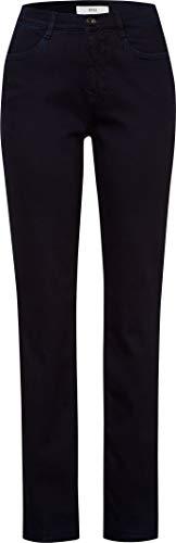 BRAX Damen Style Carola Hose Casual Klassisch Jeans, Navy, (Herstellergröße: 38)