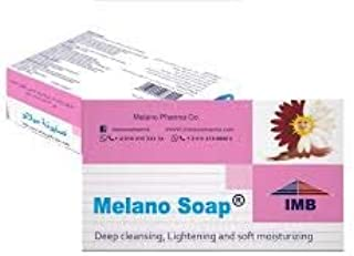 Melano Soap Deep Cleansing, Lightening and Soft Moisturizing