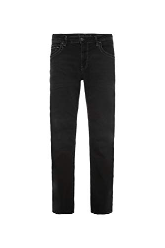 Camp David Herren Black Used Denim CO:NO Comfort Fit